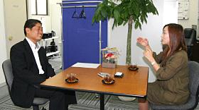 【異業種ネット】月刊経営情報誌『報道ニッポン』特別取材企画 掲載記事─取材記事写真